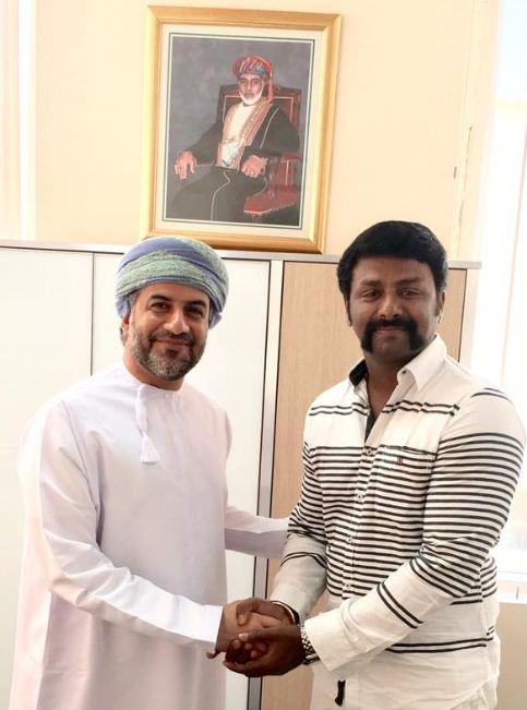 Oman Minister Praised Tamil Film Team!