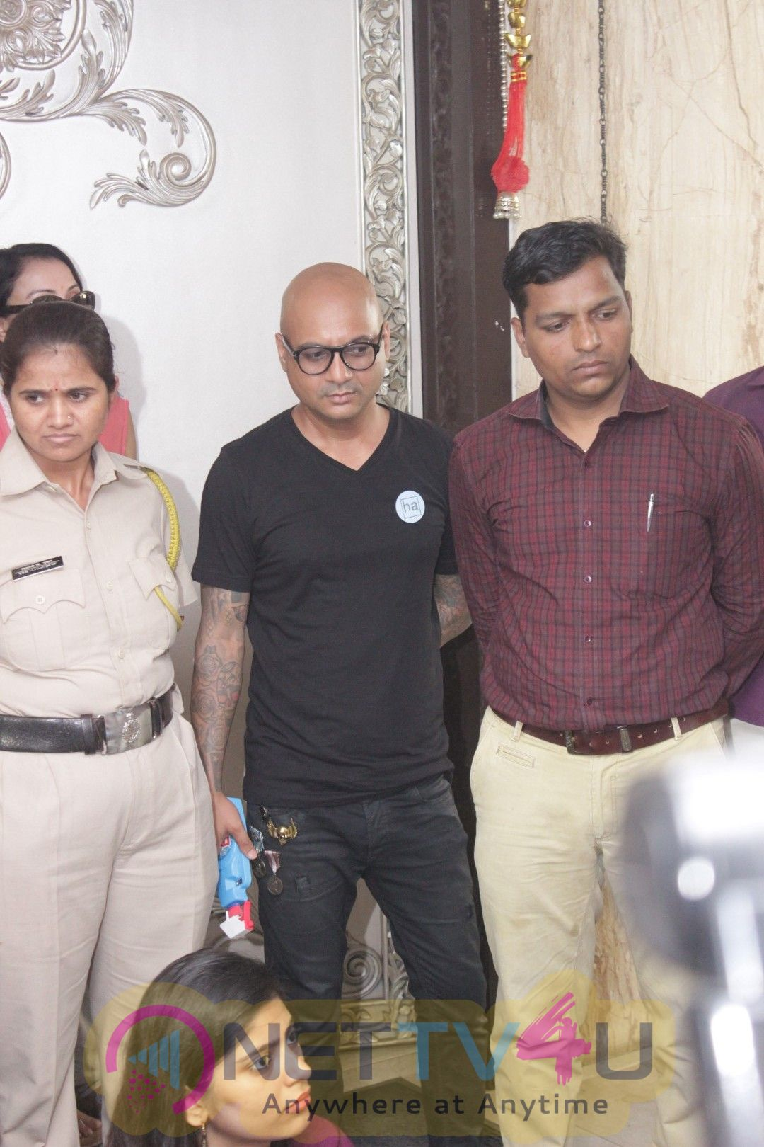 Press Conference For Azaan Controversy With Sonu Nigam Hindi Gallery