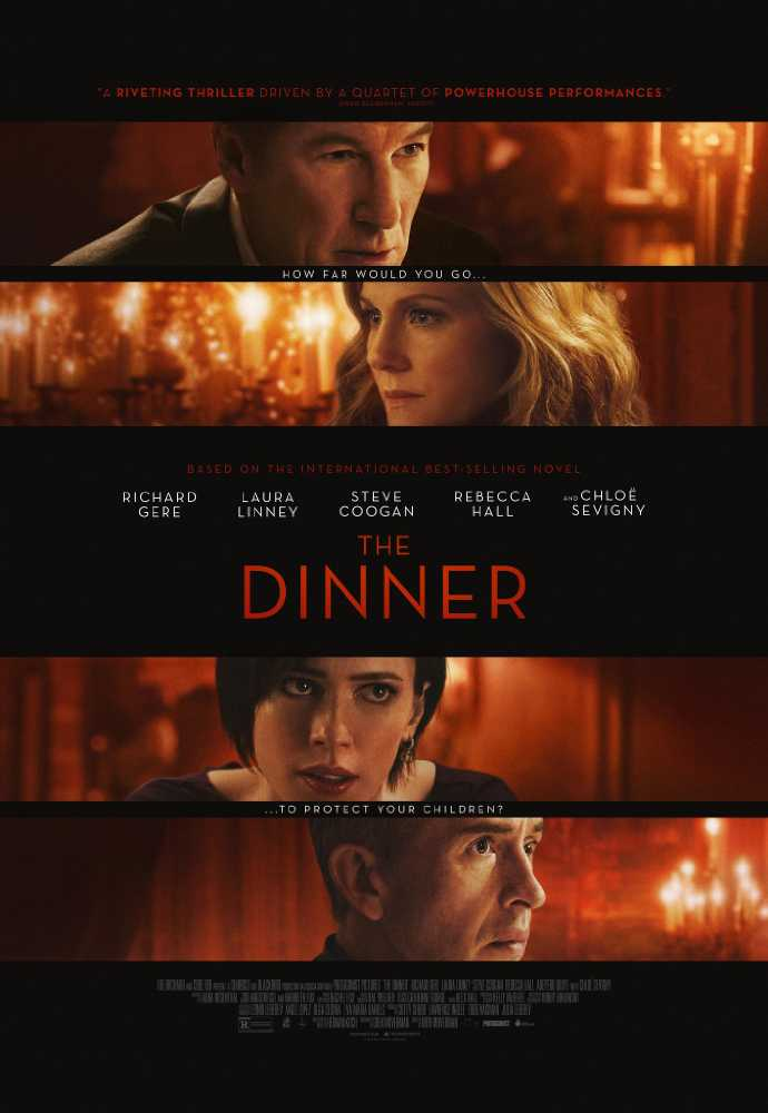 The Dinner Movie Review English Movie Review