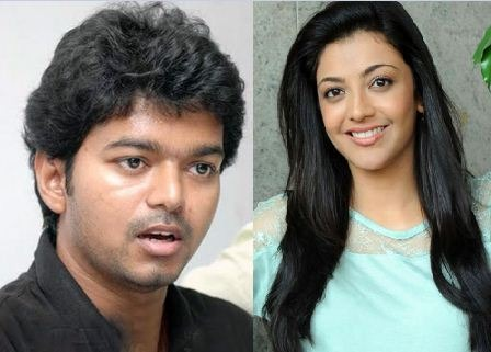 Vijay's Clean Shave Look Is To Impress Kajal! Tamil News