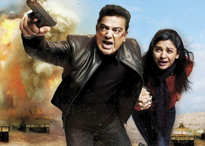Vishwaroopam 2's Post-Production Work Started? Tamil News