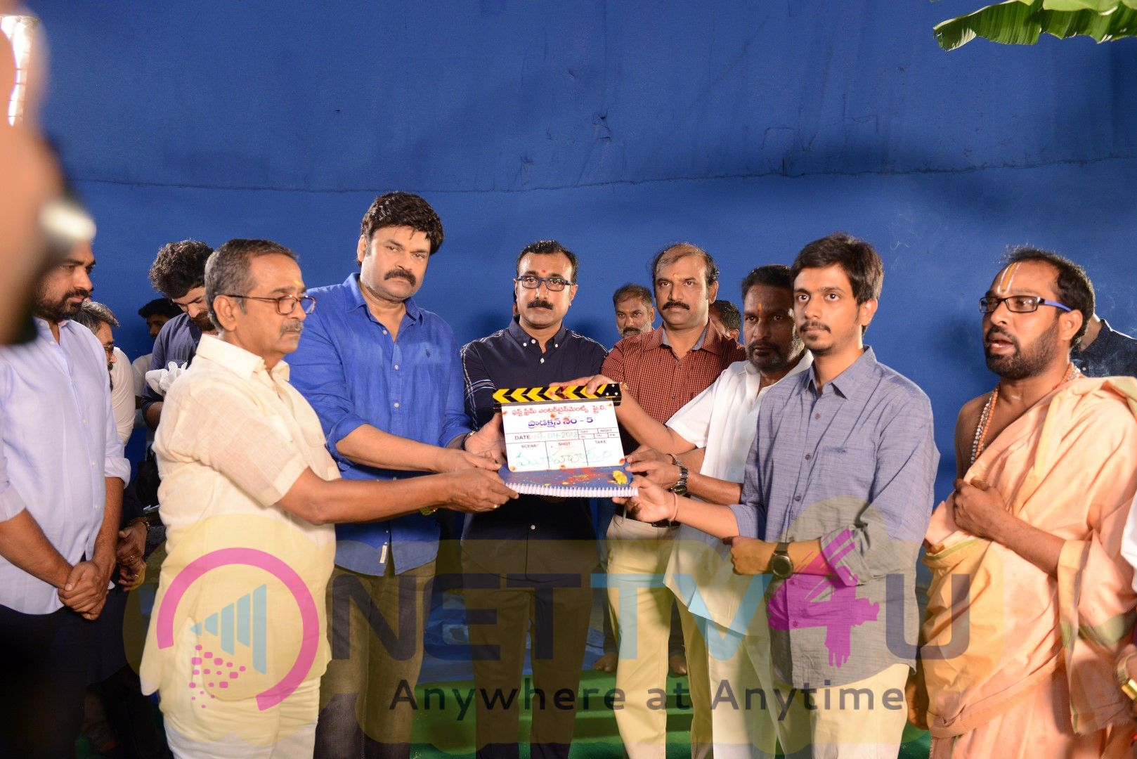Varun Tej, Sankalp Reddy Film In First Frame Entertainment Pvt. Ltd. Launched Stills