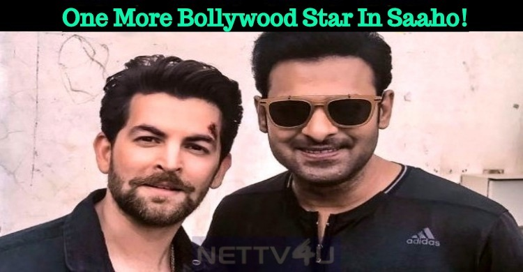 One More Bollywood Star In Saaho!