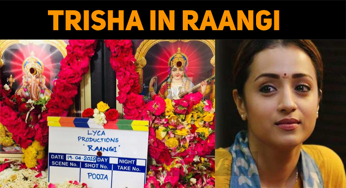 Trisha's Next Gets Its Title!