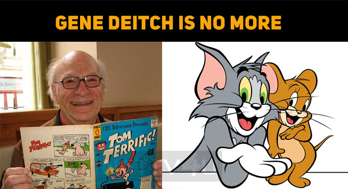 Tom And Jerry And Popeye Creator Is No More!