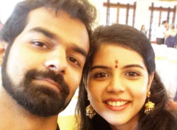 A Beautiful Selfie By Mohanlal's Son And Lissy's Daughter!