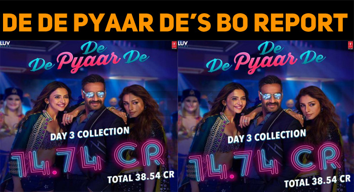 De De Pyaar De Collects Well At The Box Office!