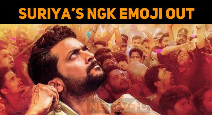 NGK Twitter Emoji Stuns Suriya Fans!