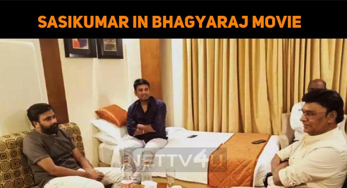 Sasikumar In Bhagyaraj's Hit Movie Remake!