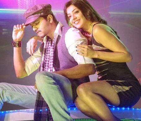 Kajal's Favorite Film Is Thuppaki!