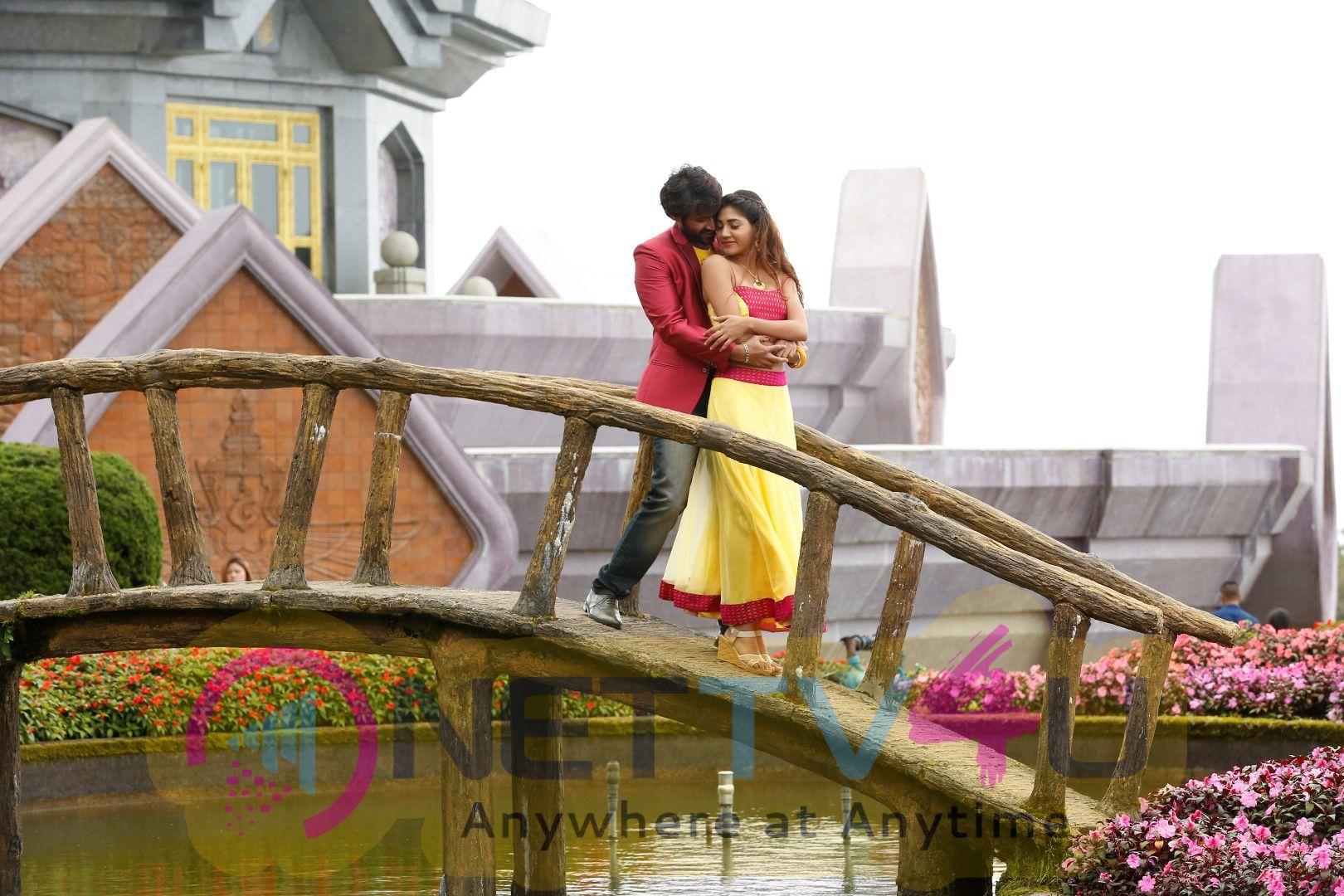 Naa Love Story Movie Stunning Stills