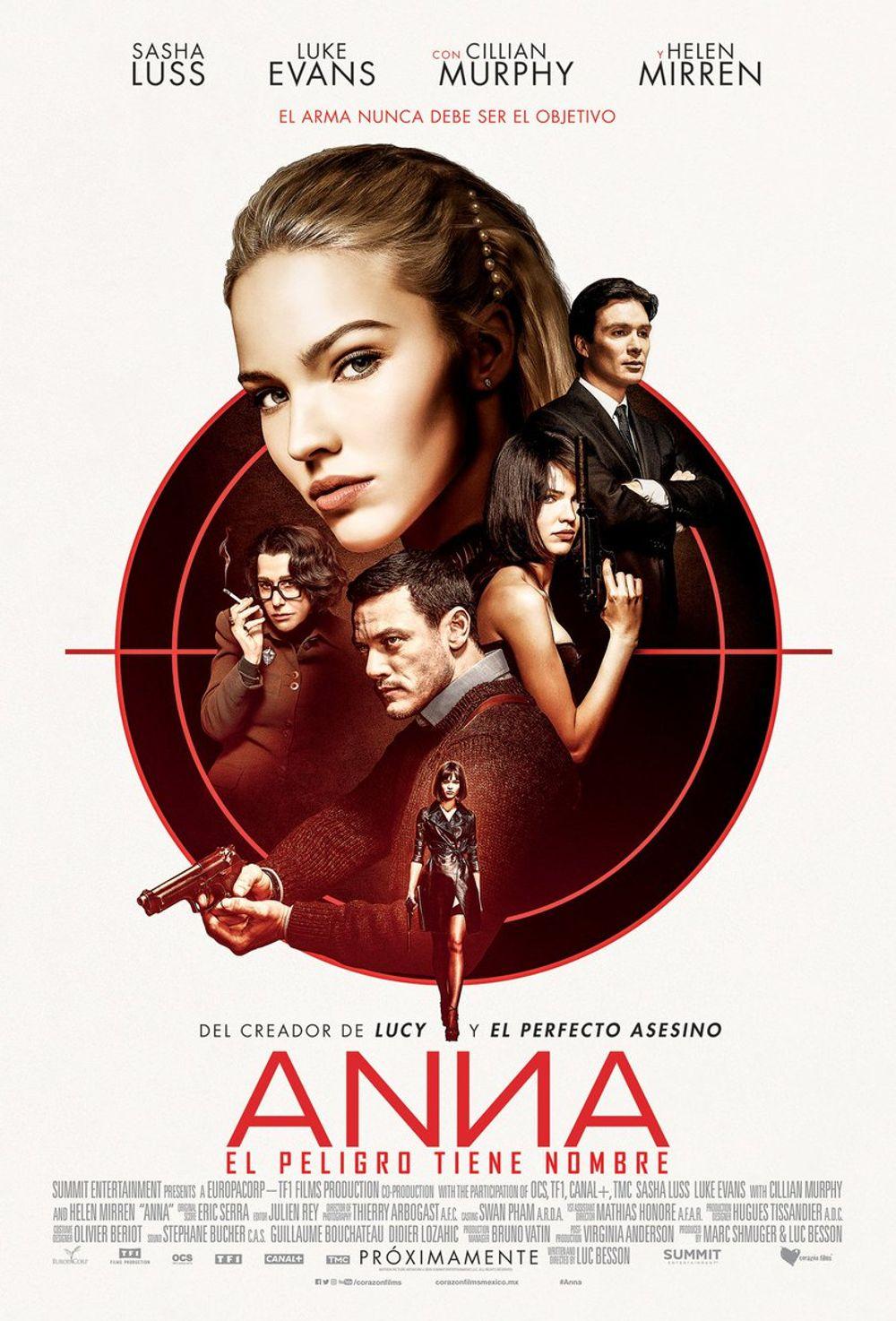 Anna English Movie Review