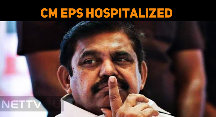 CM EPS Hospitalized!