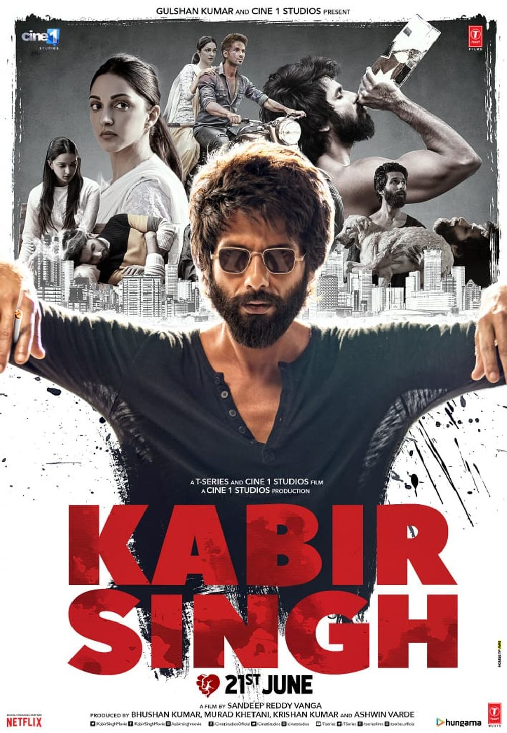Kabir Singh Movie Review Hindi Movie Review
