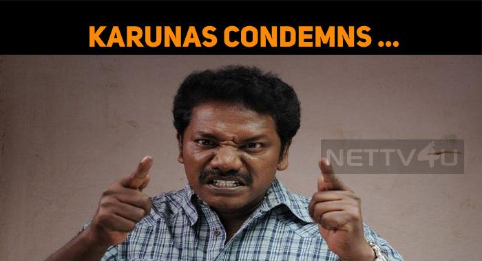 Karunas Condemns Swami Sankaradas Ani!