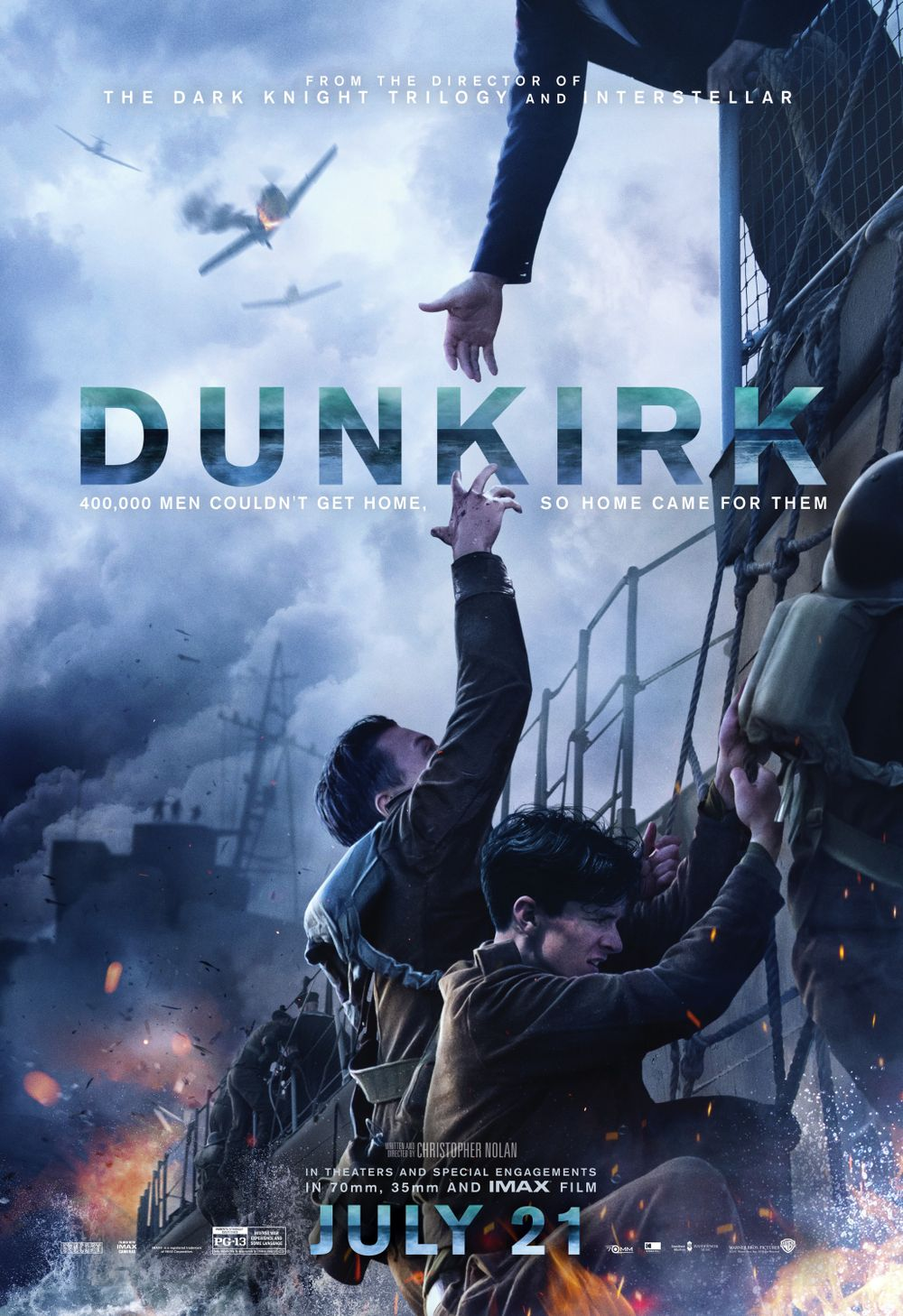 Dunkirk Movie Review English Movie Review