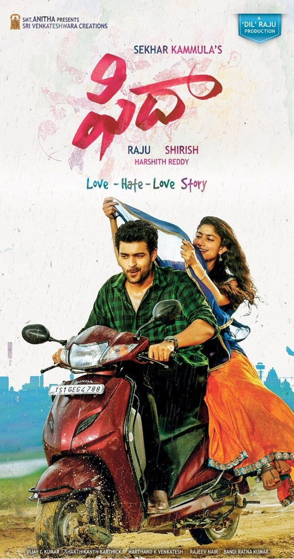 Fidaa Movie Review Telugu Movie Review