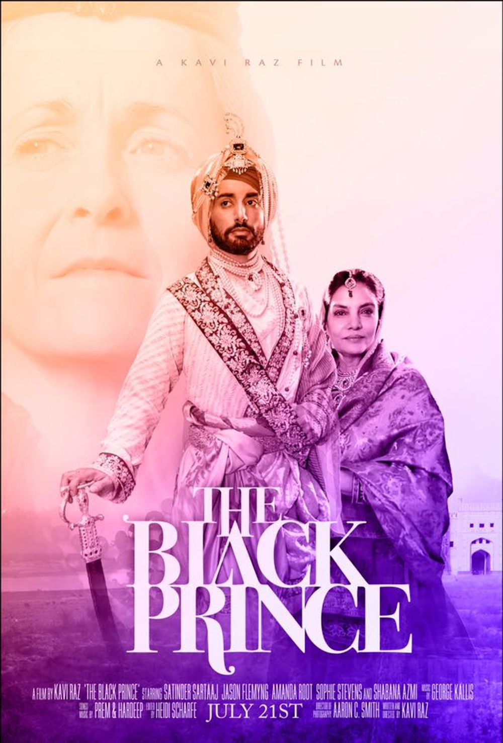 The Black Prince Movie Review English Movie Review