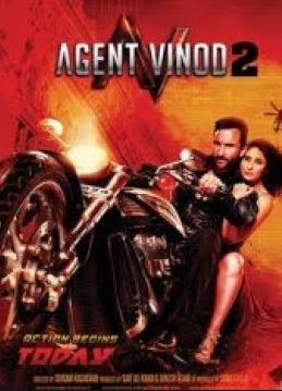 Agent Vinod 2 Movie Review Hindi Movie Review