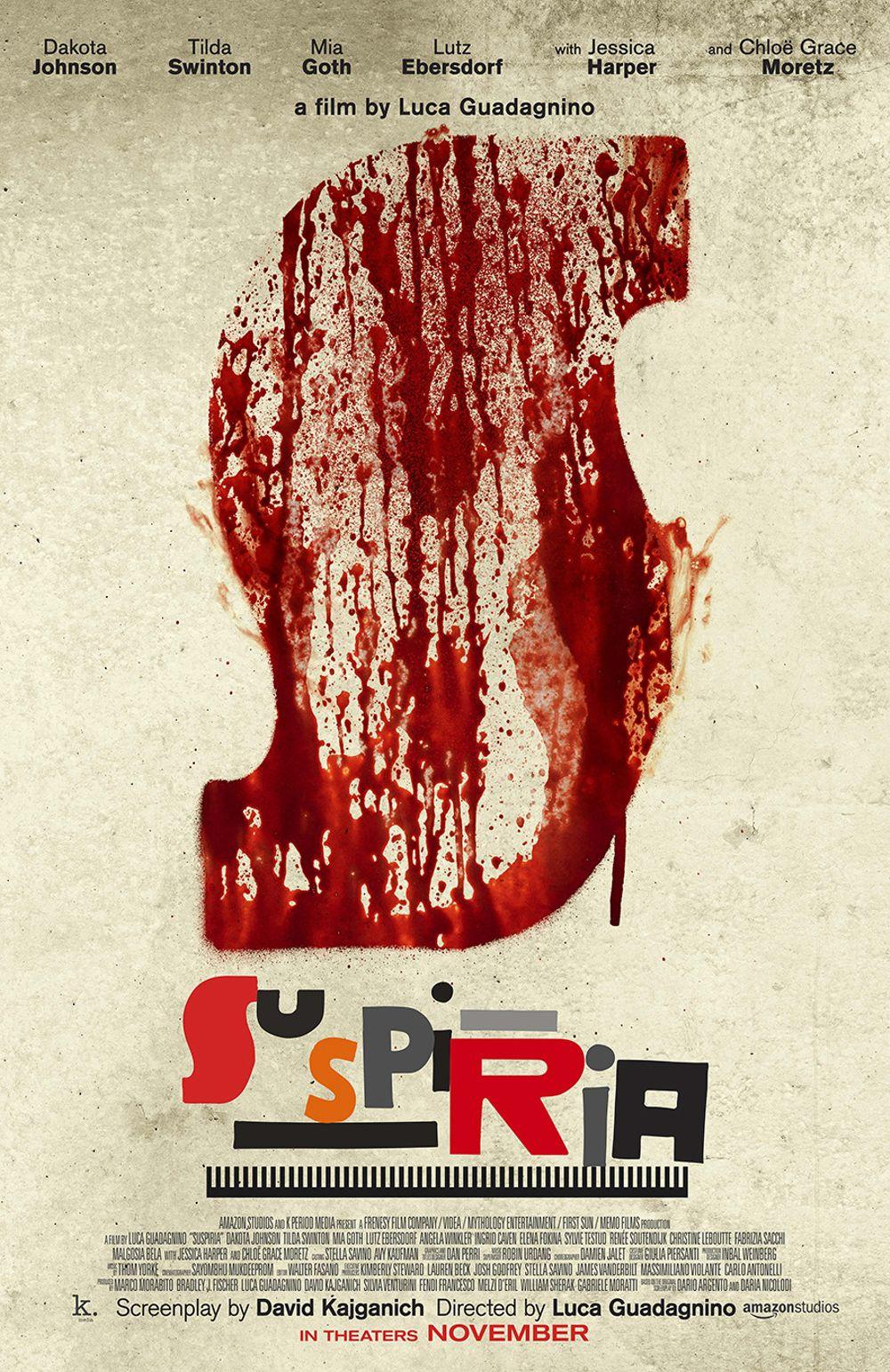 Suspiria Movie Review English Movie Review