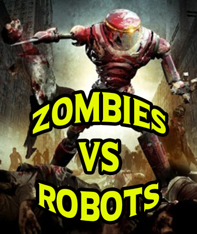 Zombies Vs. Robots Movie Review English Movie Review