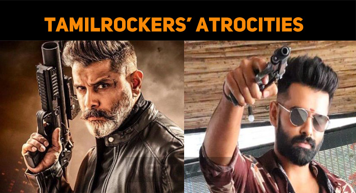 TamilRockers Damaged Kadaram Kondan BO Collecti..