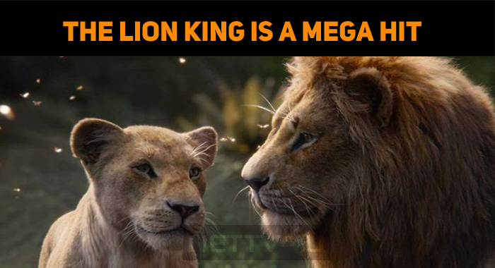 The Lion King Is A Mega Hit At Chennai Box Offi..