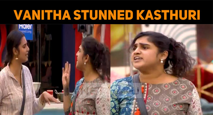 Kasthuri Zipped Her Mouth Before Vanitha!