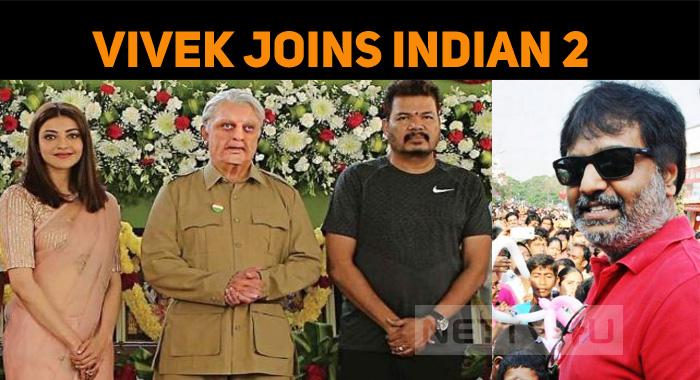 Vivek In Indian 2?