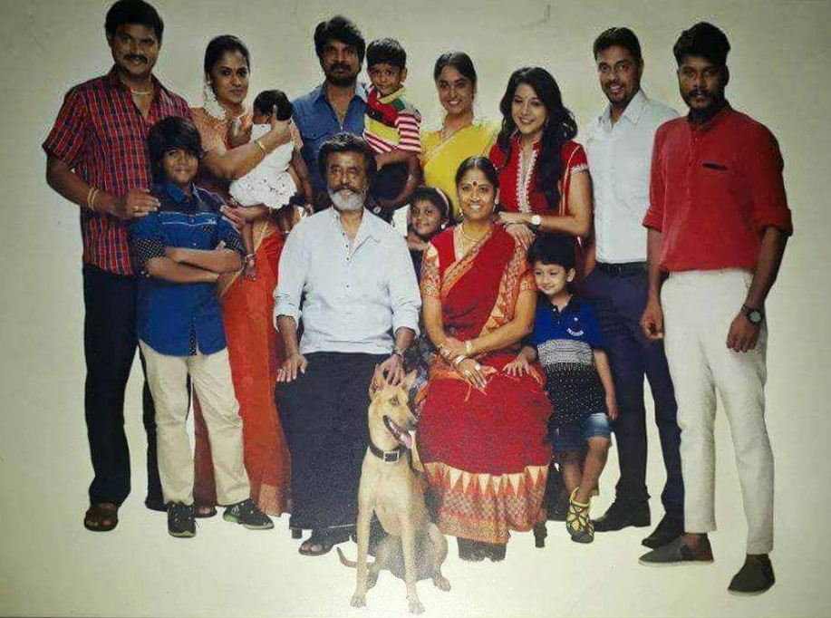 Kaala Family Photo Revealed!