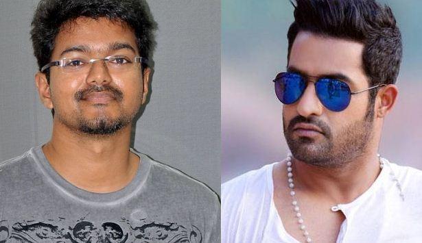 Telugu Actor Copies A Dance Step From Vijay!