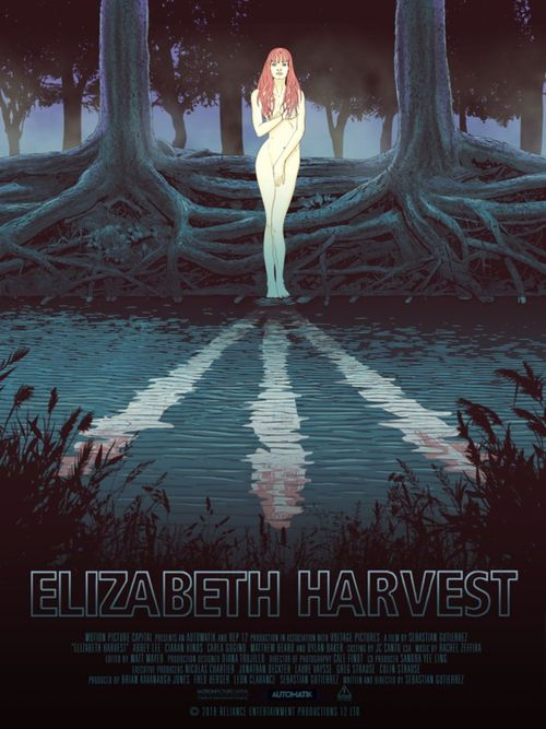 Elizabeth Harvest Movie Review English Movie Review