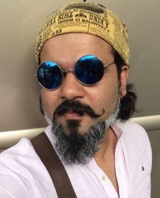 RJ Alok Hindi Actor