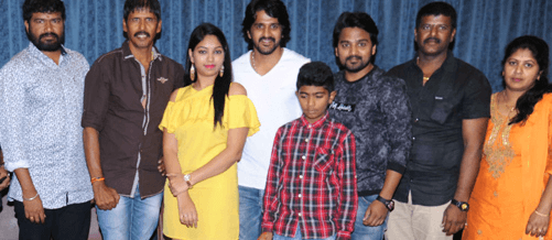 Kannada Movie Chaanaksha Involving Chase Sequences In It
