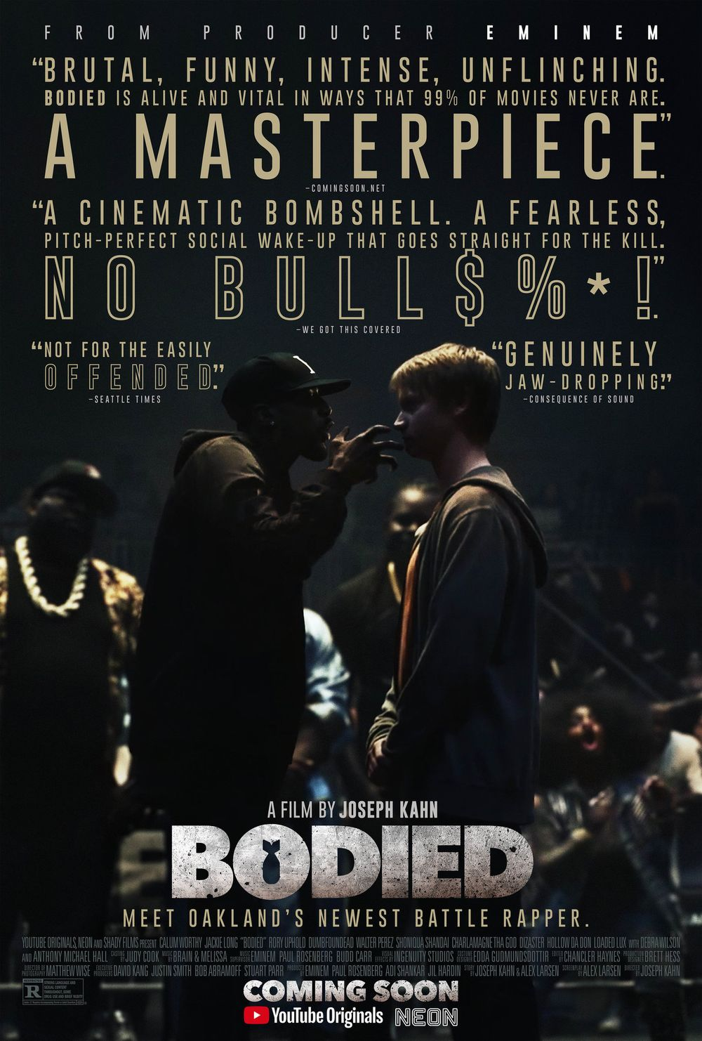 Bodied Movie Review English Movie Review