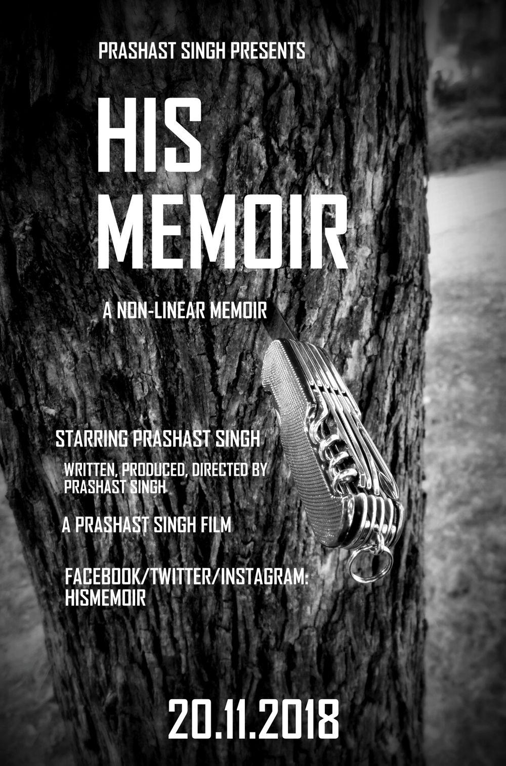 His Memoir Movie Review