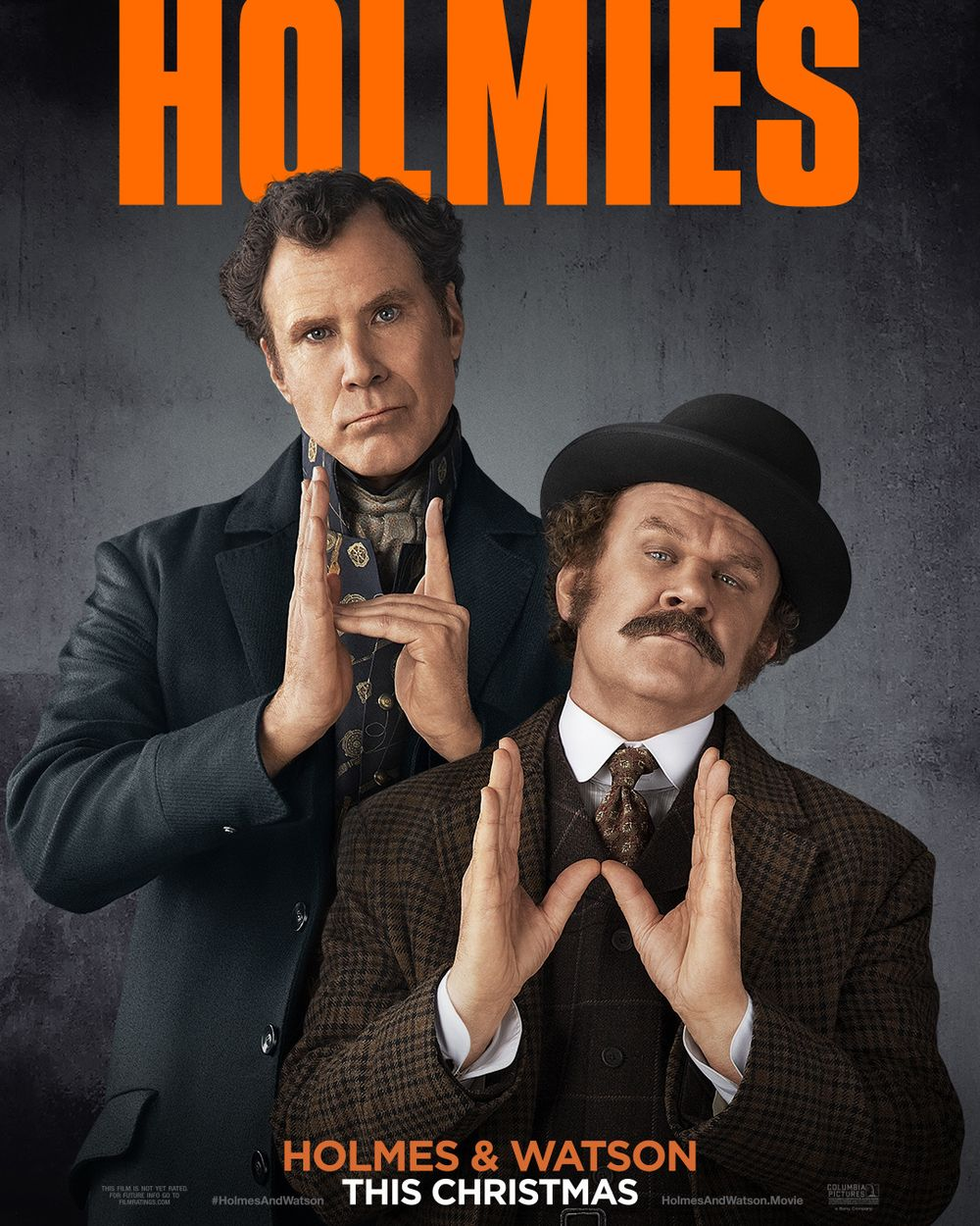 Holmes & Watson Movie Review