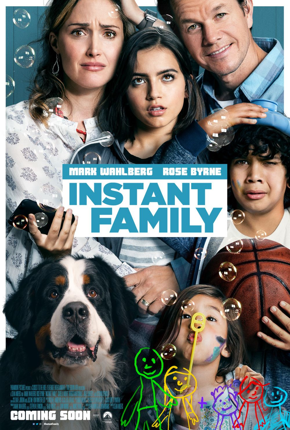 Instant Family Movie Review English Movie Review