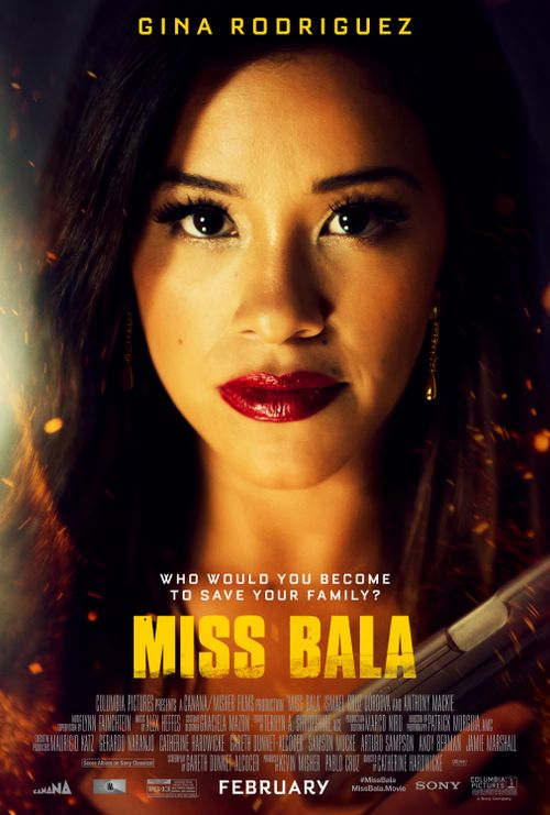 Miss Bala Movie Review English Movie Review