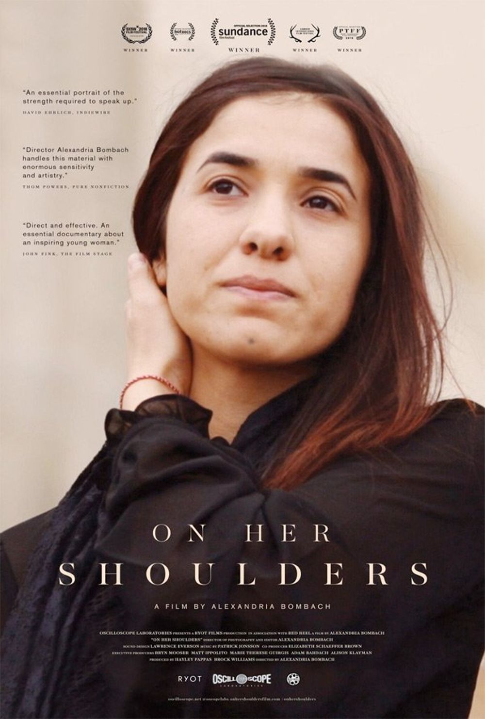 On Her Shoulders Movie Review English Movie Review