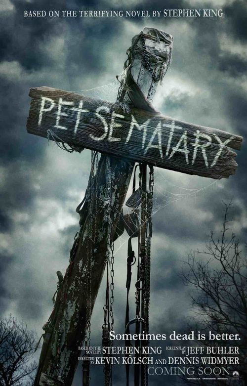 Pet Sematary Movie Review English Movie Review