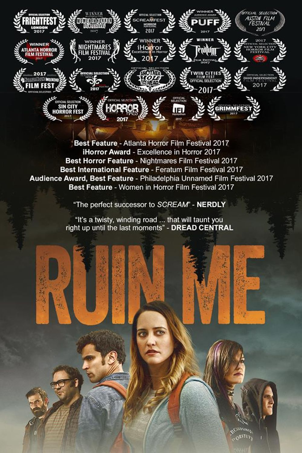 Ruin Me Movie Review English Movie Review