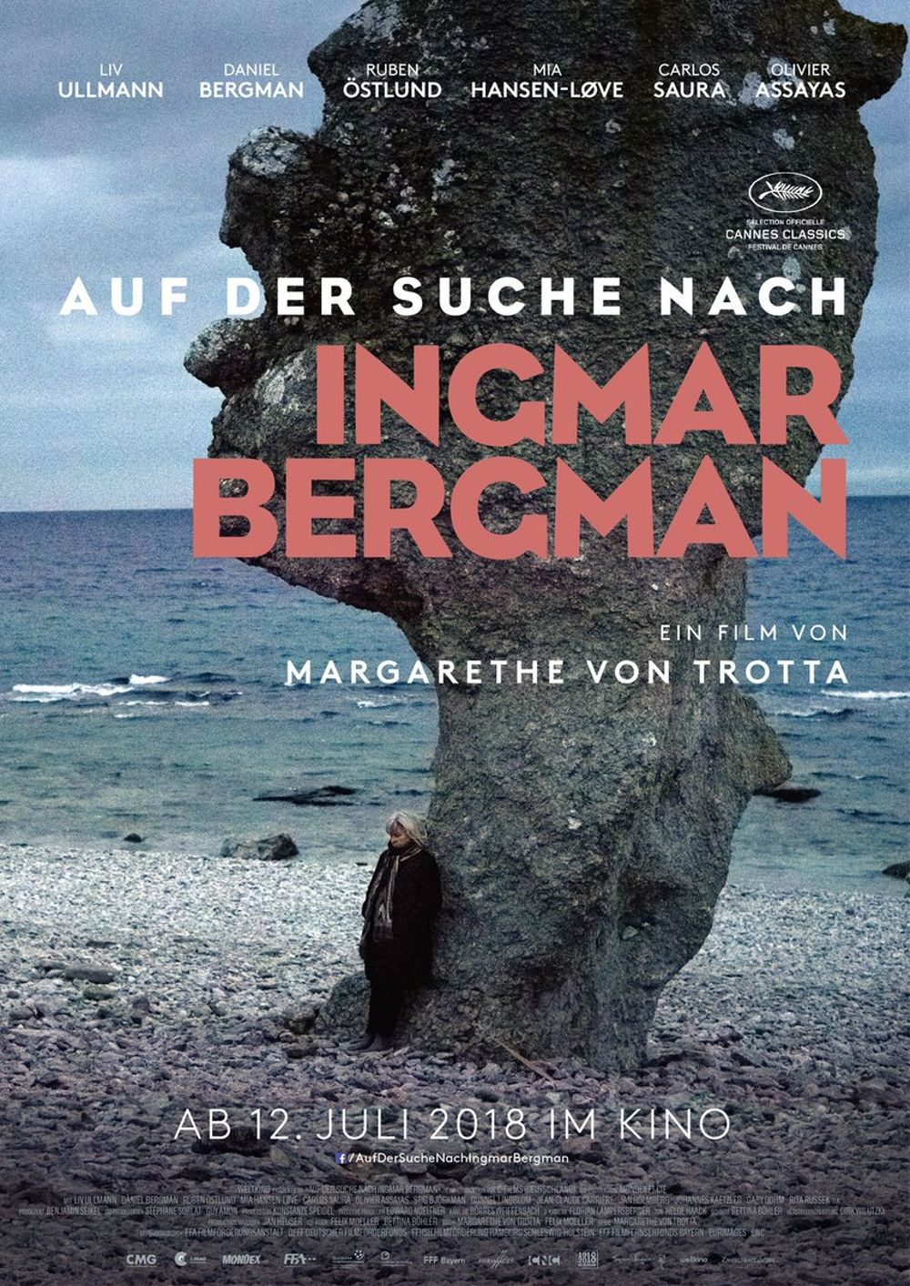 Searching For Ingmar Bergman Movie Review English Movie Review