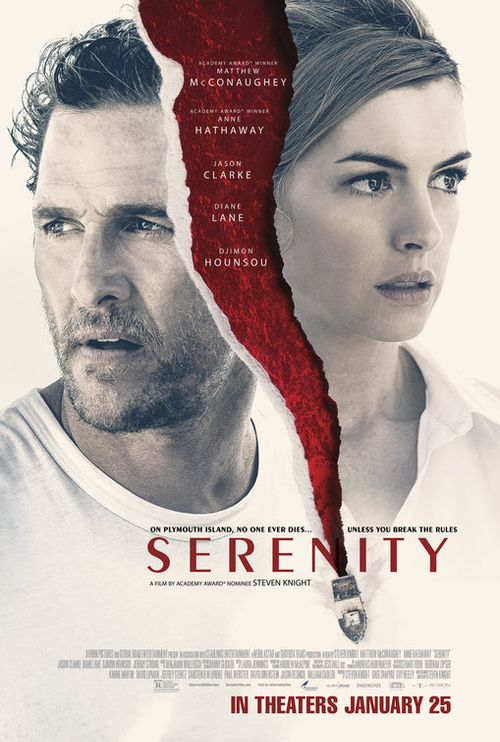 Serenity Movie Review English Movie Review