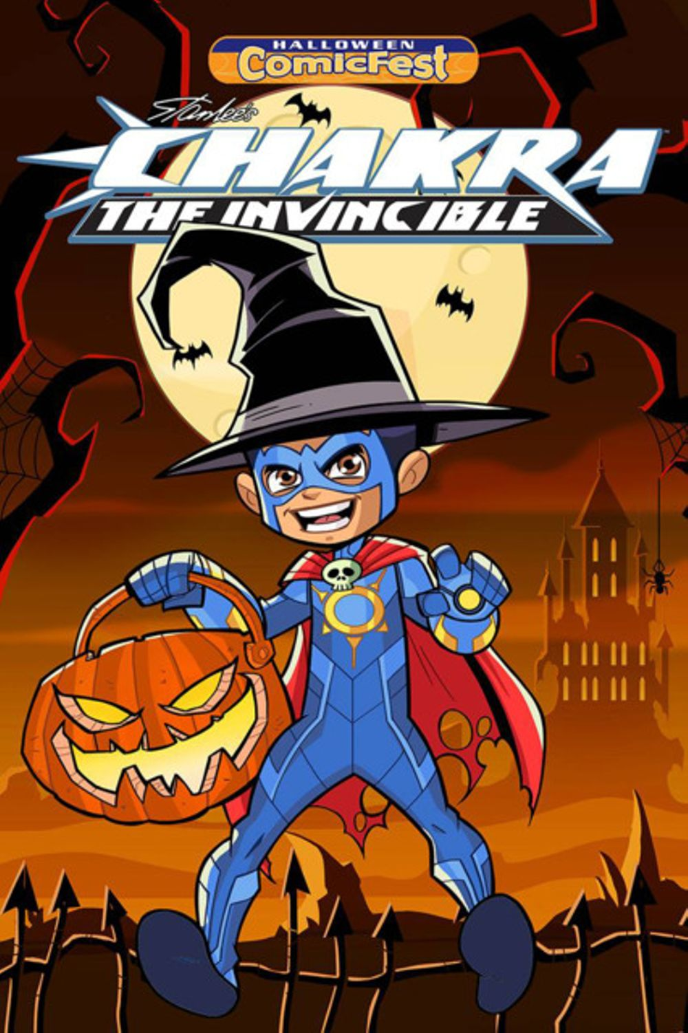 Stan Lees Chakra The Invincible The Mystery Of Mighty Girl  Movie Review