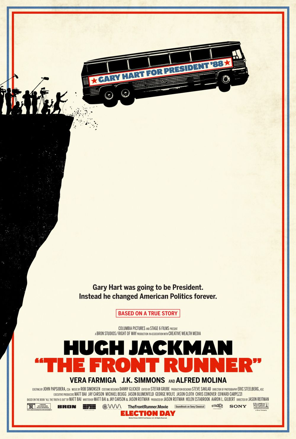 The Front Runner Movie Review English Movie Review