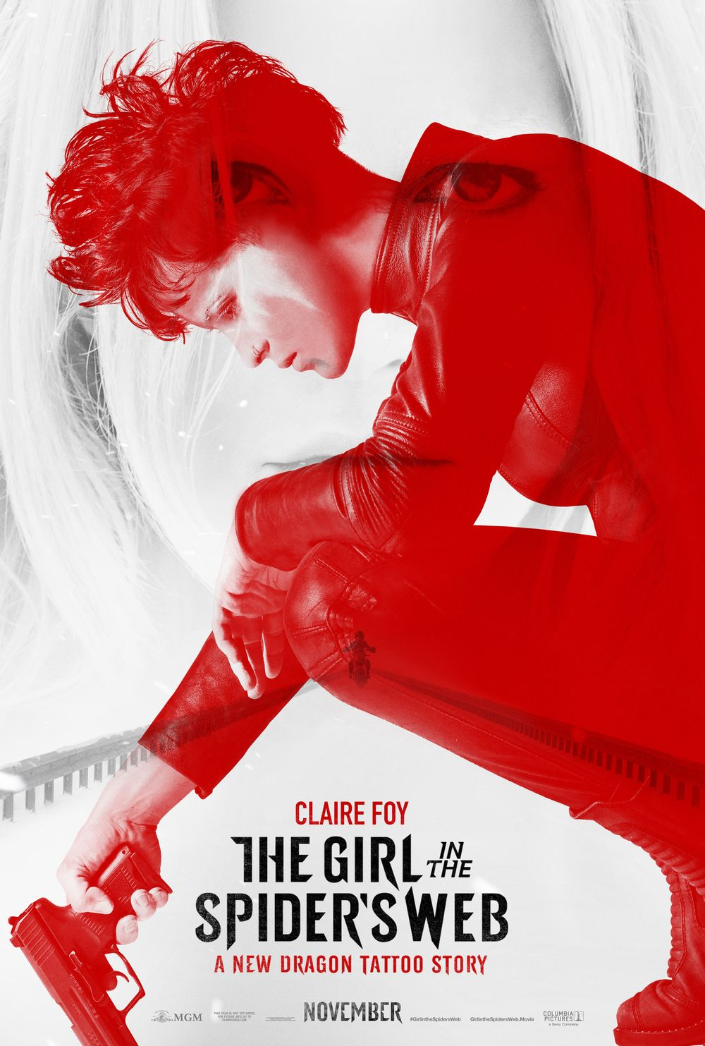 The Girl In The Spiders Web Movie Review English Movie Review