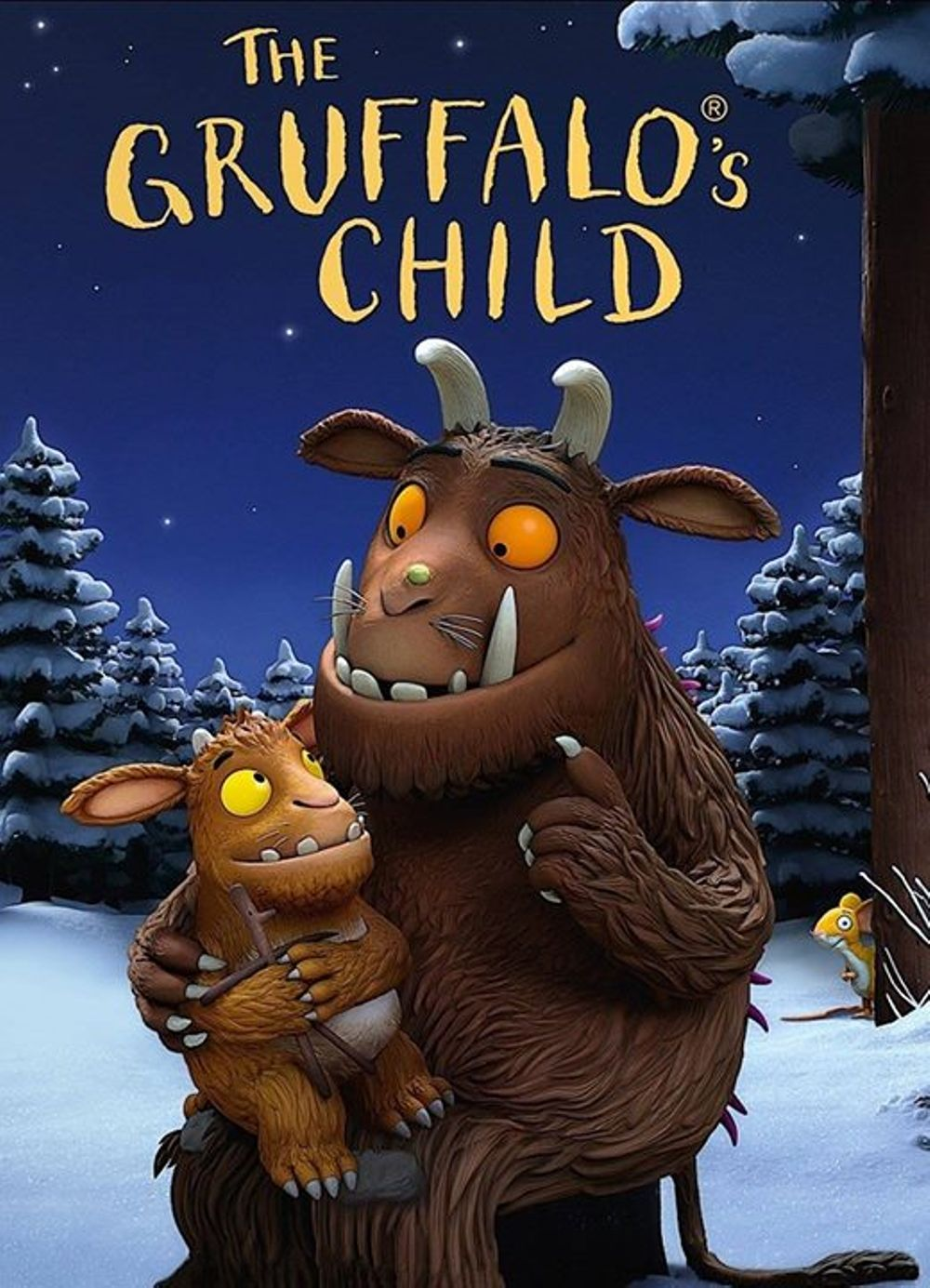 The Gruffalo And The Gruffalos Child Movie Review