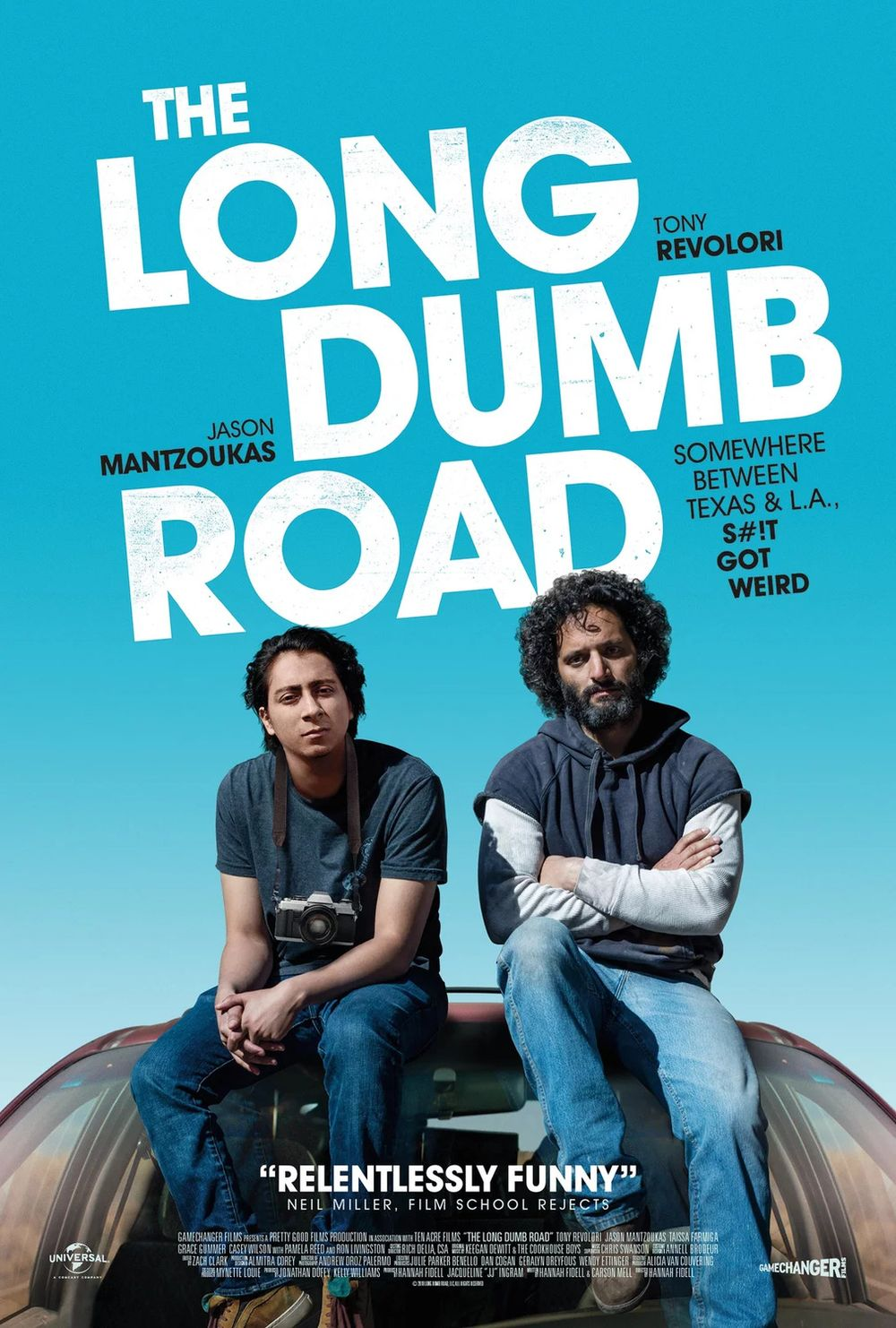 The Long Dumb Road Movie Review English Movie Review