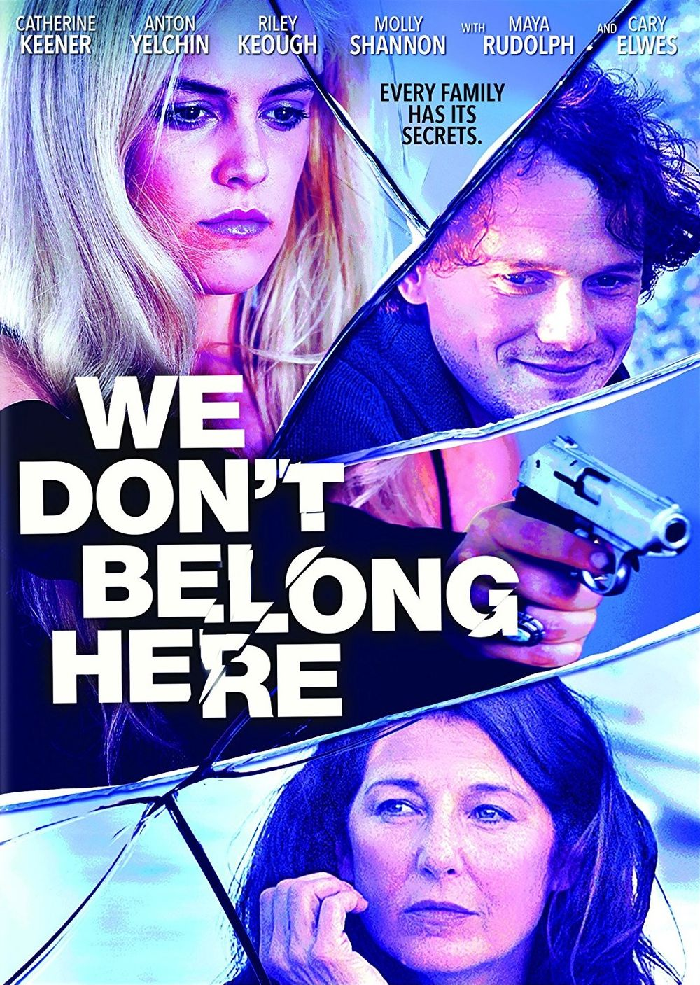 We Dont Belong Here Movie Review